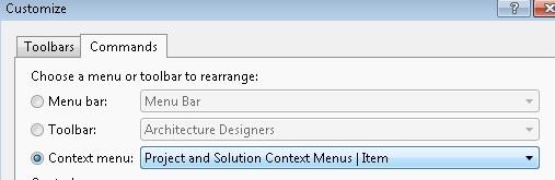 XSD2Code Missing from Context Menu | Chris Hendricks…